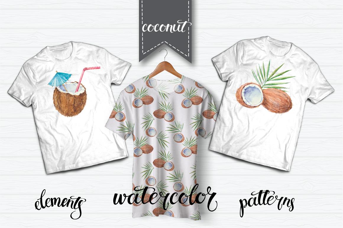 Coconut set example image 5