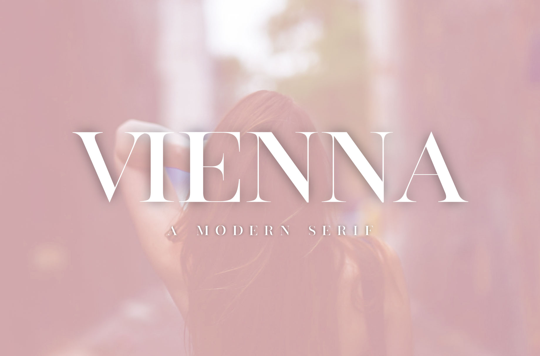 Vienna | Modern Serif Font example image 3
