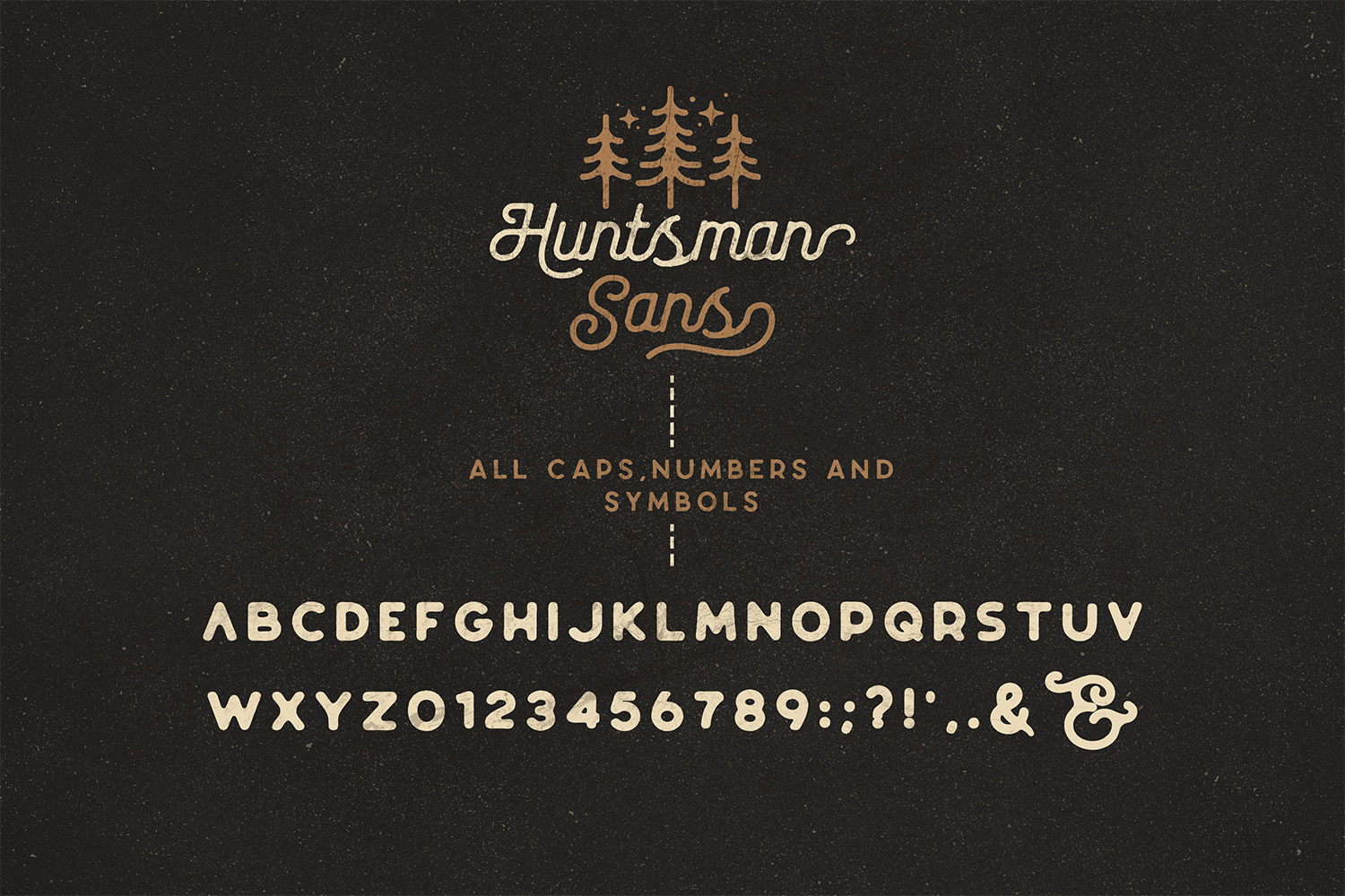 The Huntsman Semi Rounded Script and Sans Ver.2 example image 14