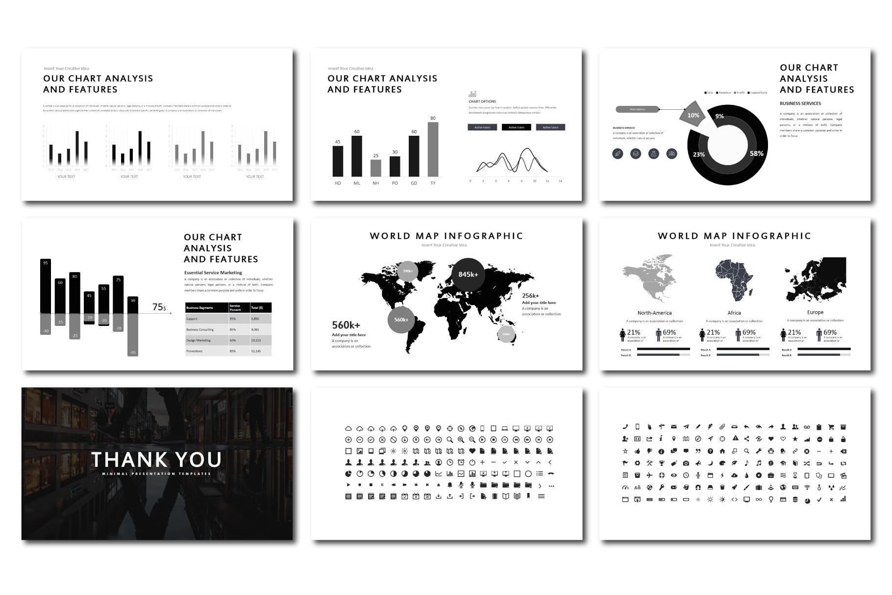 Persetan Multipurpose KeynoteTemplates example image 6