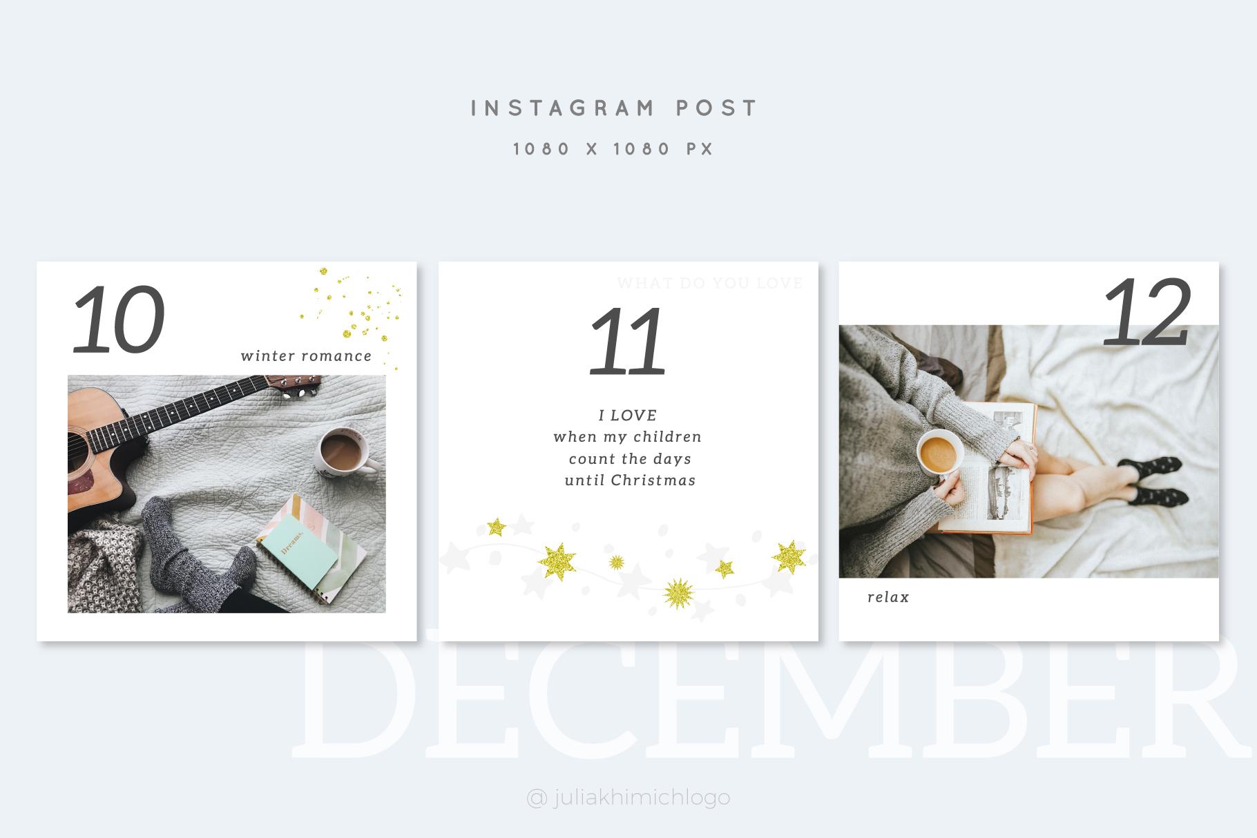 Advent Calendar for Instagram example image 6