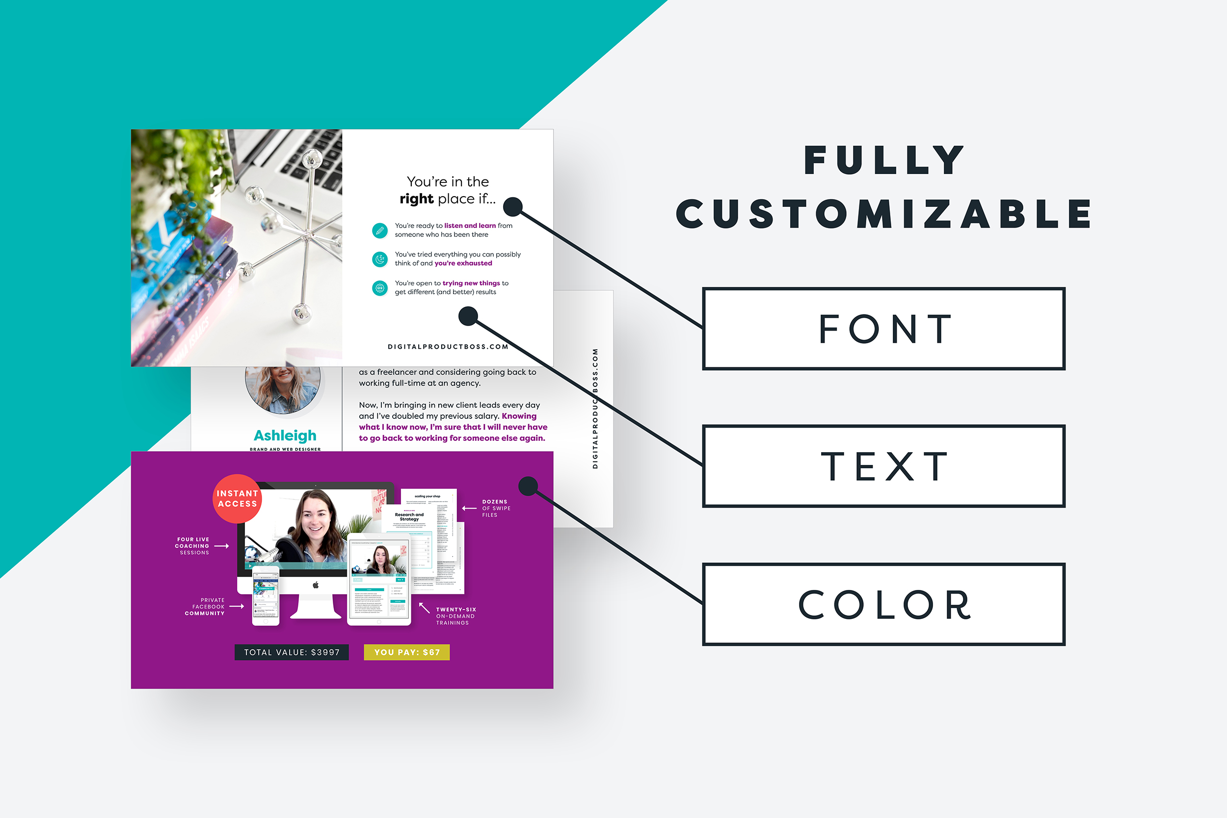 Webinar Slide Deck example image 2