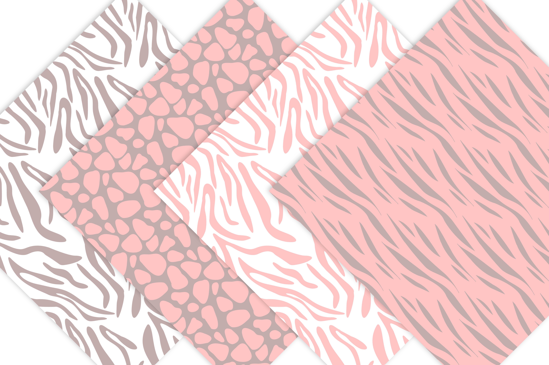 Animal Print - Pink Baby Girl example image 4