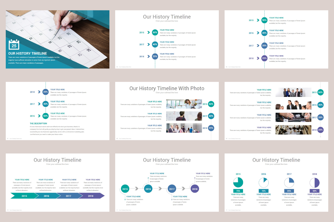 Zagros Keynote Template example image 12