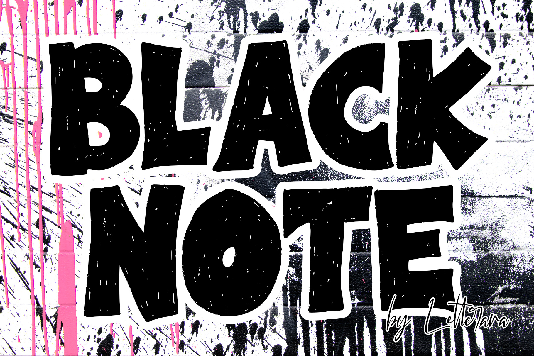 BLACK NOTE example image 1