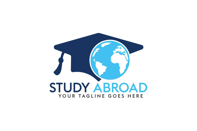 Study Abroad Logo Design. example image 1