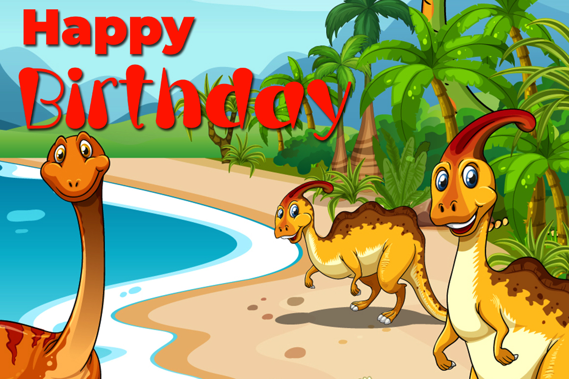 Dino Party example image 3