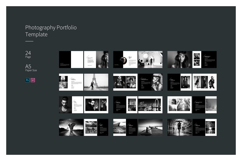 Photography Portfolio Template example image 16