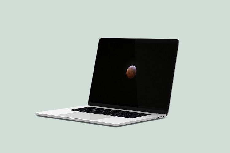 Macbook Pro Mock-Ups example image 4
