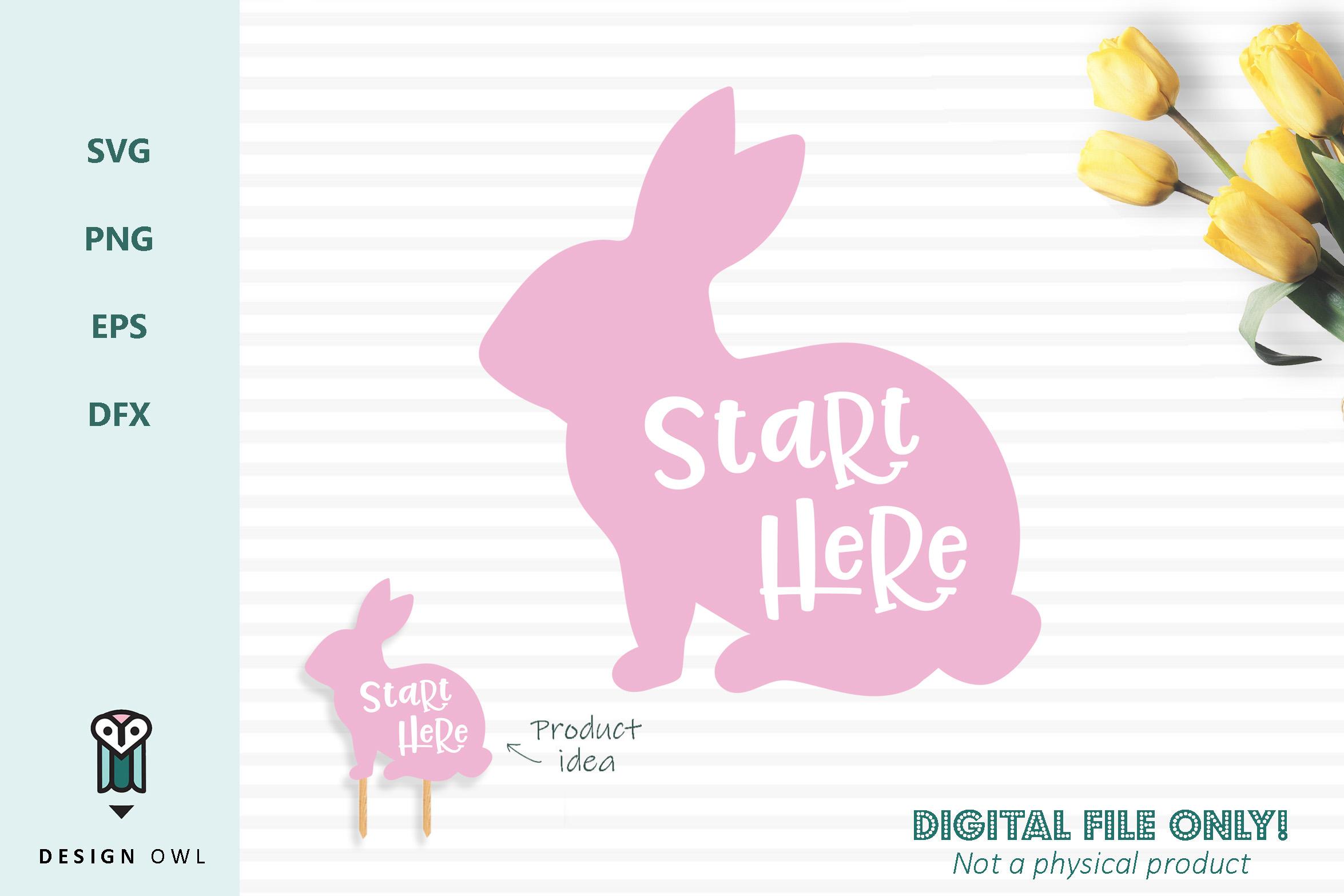 The Easter Hunt Bundle - SVG cut file bundle example image 3