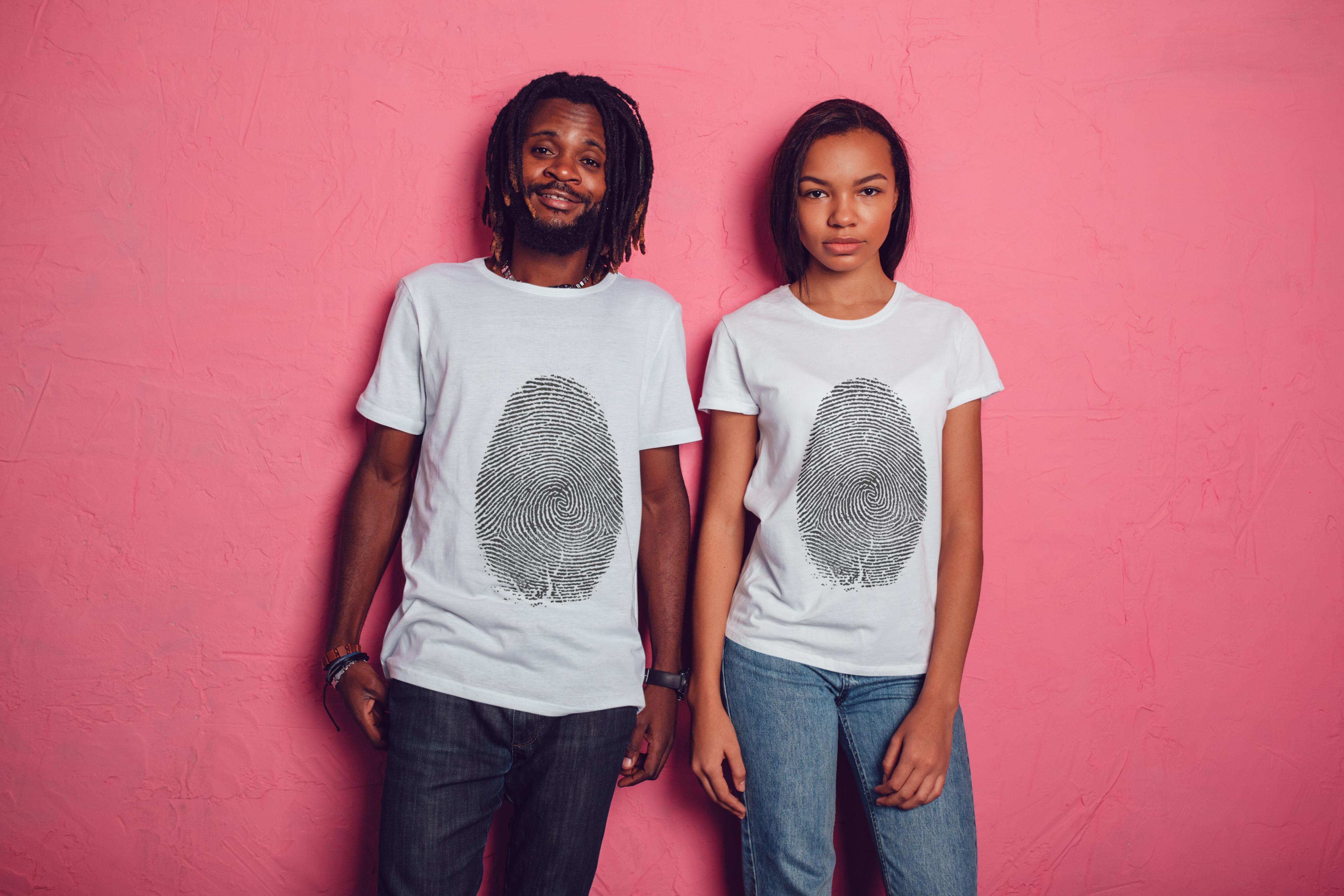 T-Shirt Mock-Up 2018 #1 example image 8