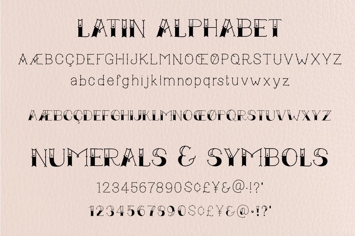 True Mama | Typeface Duo example image 5