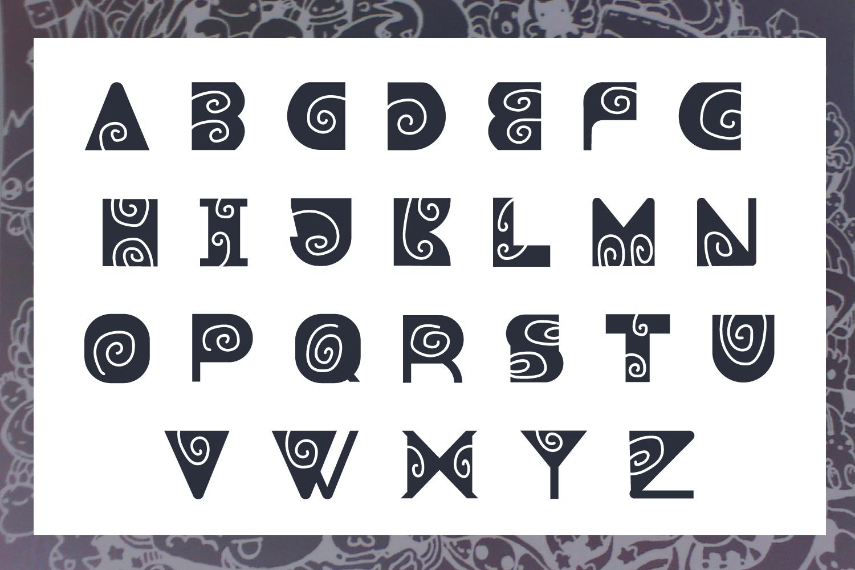 Christmas Fonts Bundle Vol. 2 Pack, 20 Fonts example image 3