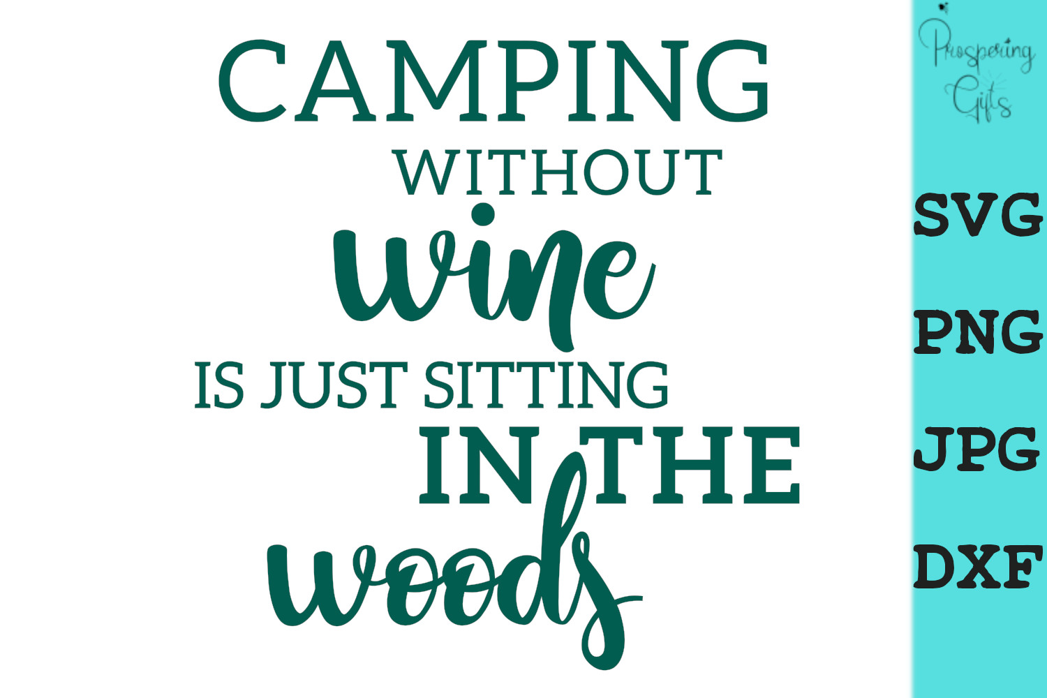 Camping Without Wine example image 1