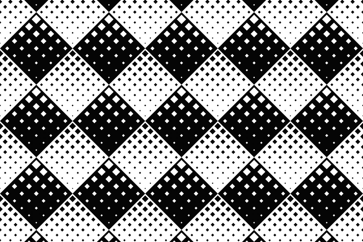 24 Seamless Square Patterns example image 23