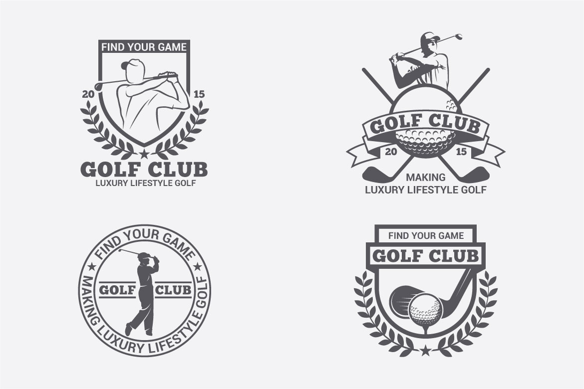 Golf Badges example image 6