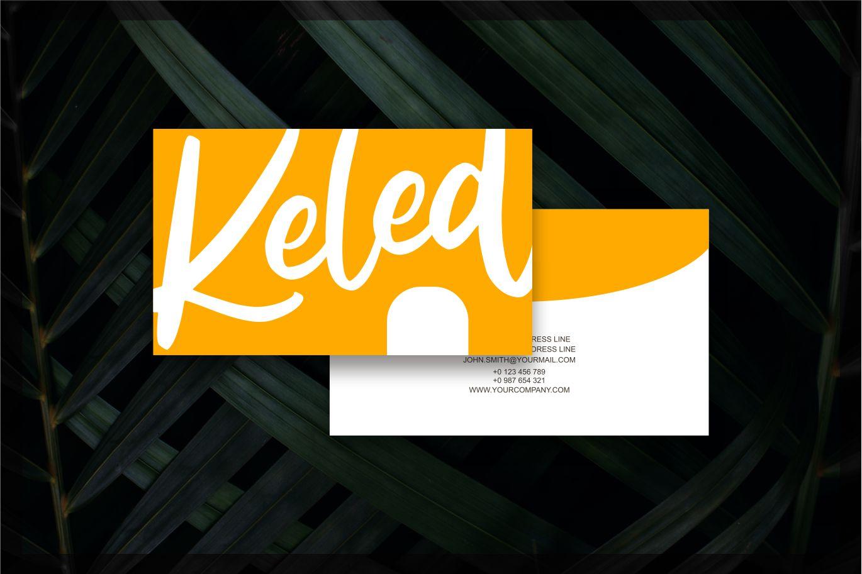 Rolest | Modern Bold Script Font example image 2