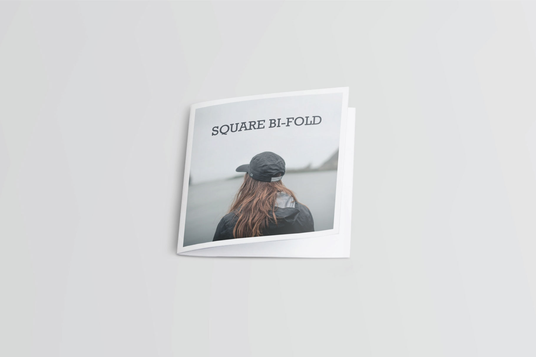 Square Greeting Card Mock-Ups example image 7