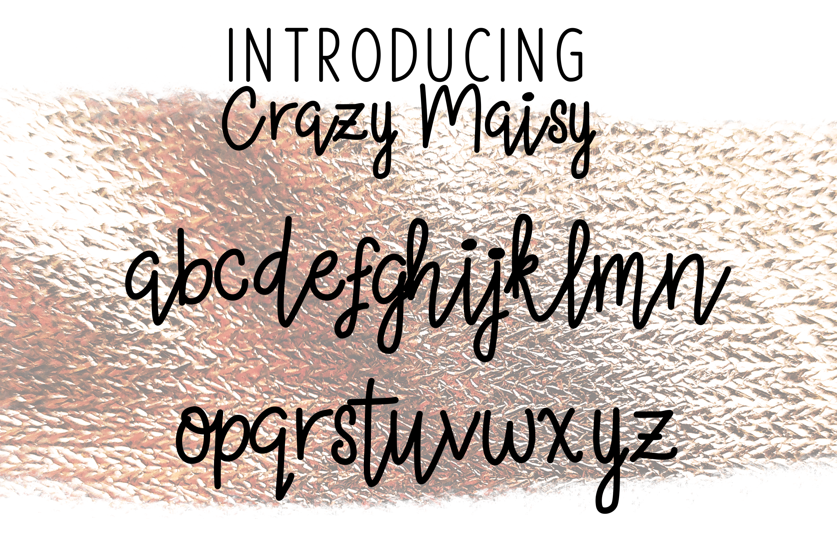 Crazy Maisy example image 3