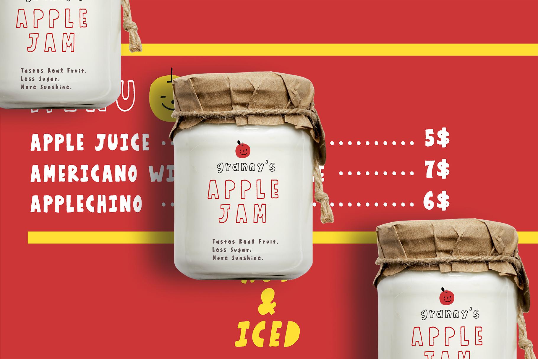 Honey Apple example image 2