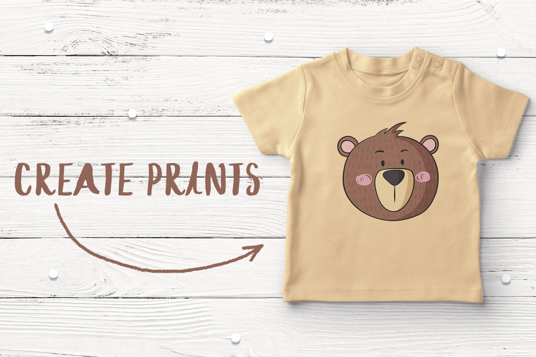 Cute Bears example image 3