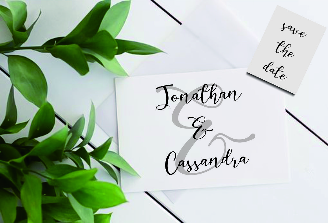 Guttenly // handlettering font example image 4