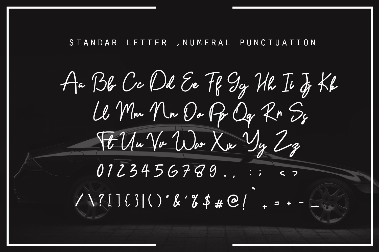 Odette Signature Font example image 6