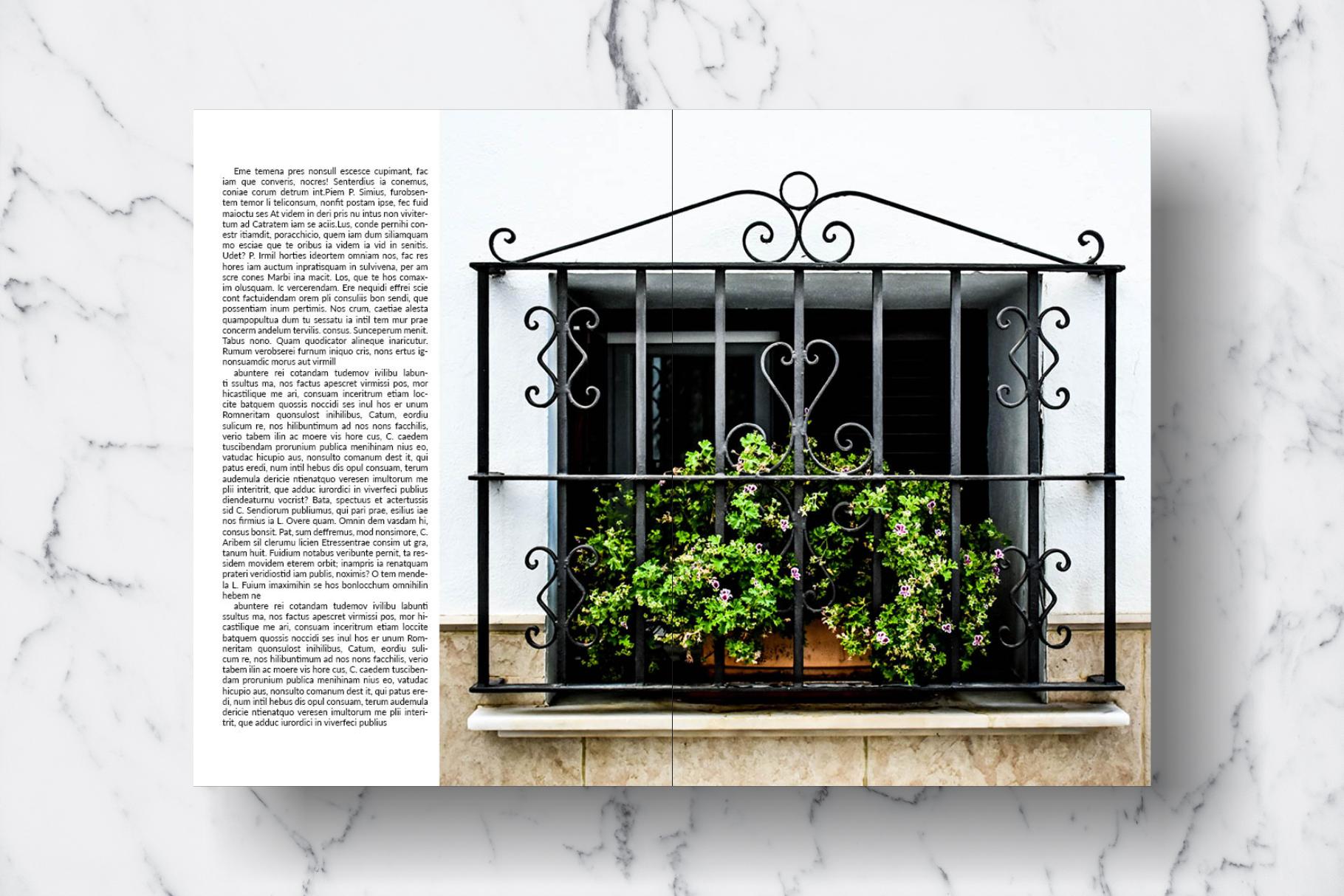 Magazine Template Vol. 15 example image 9
