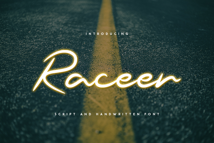 Raceer example image 1