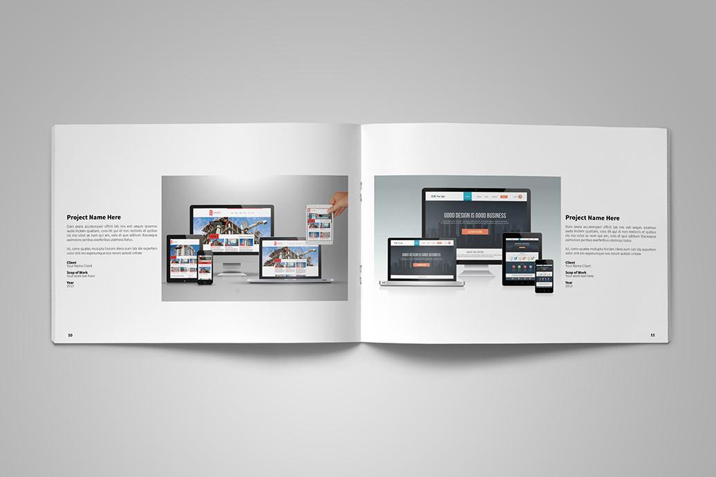 Graphic Designer/Photographer Portfolio example image 6