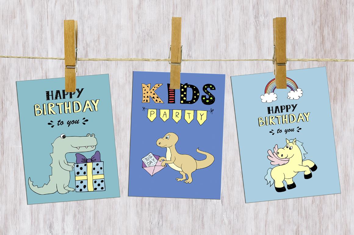 KIDS Party! Huge bundle example image 12