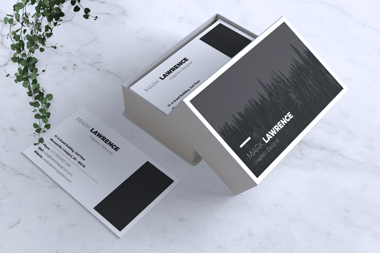Minimalist Business Card Vol. 03 example image 1