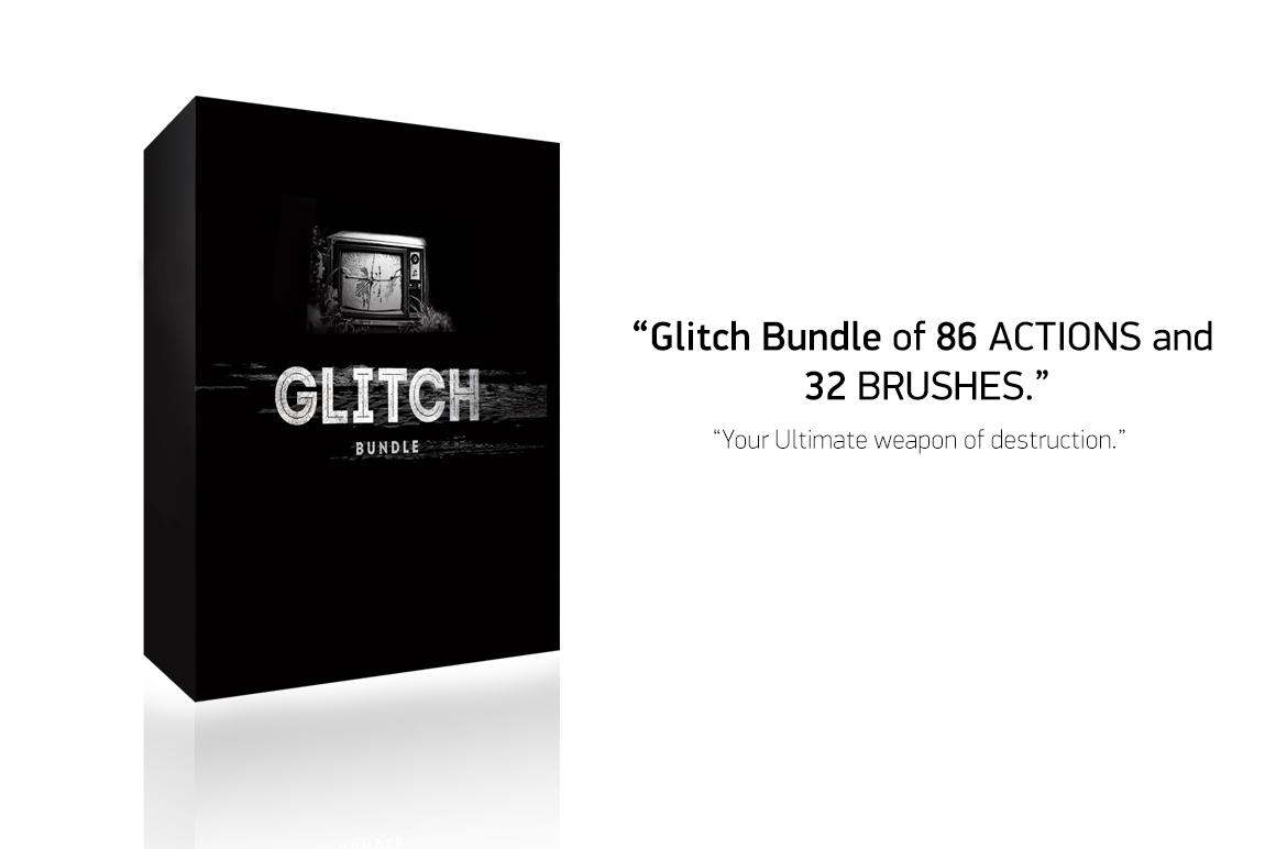 Glitch Bundle Standart example image 1