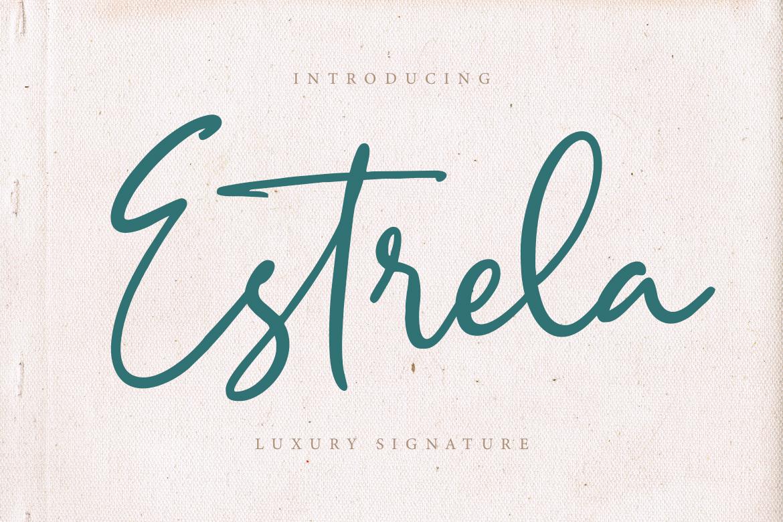 Estrela Luxury Signature example image 1