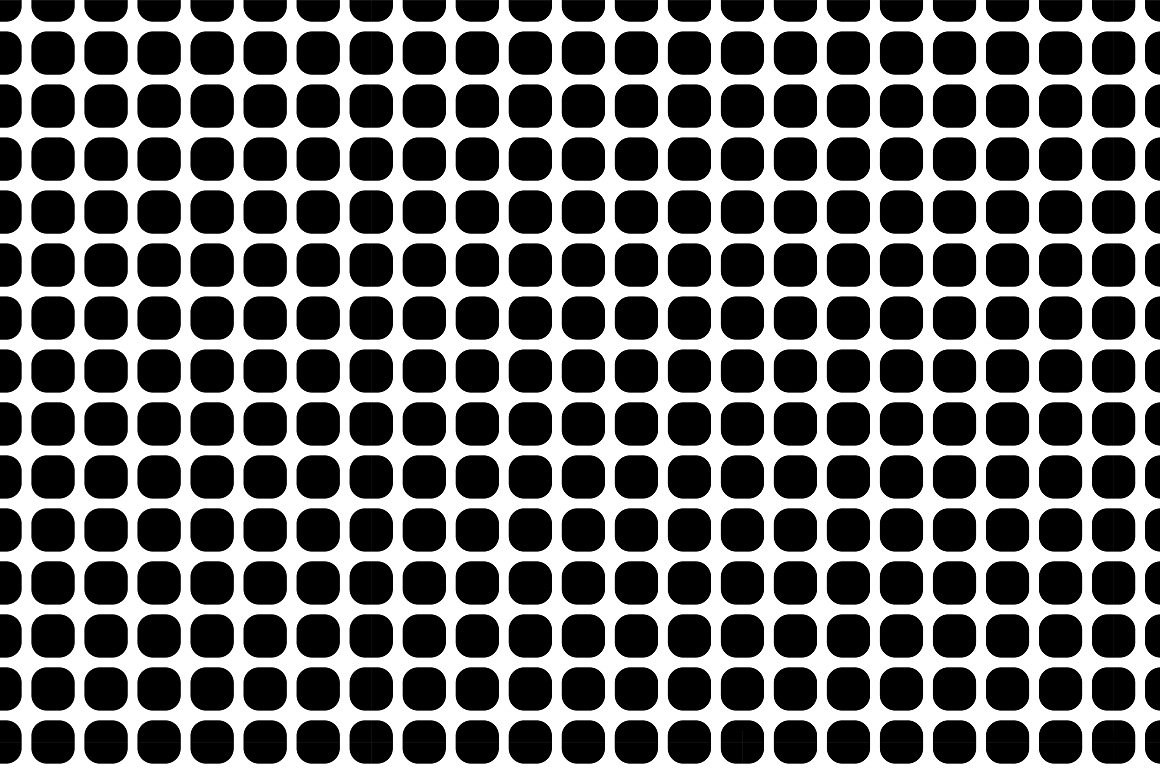 Seamless geometric patterns. 3 colors example image 8
