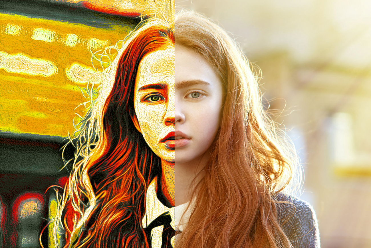 Realistic Digital Painting Effect 2.0 example image 24