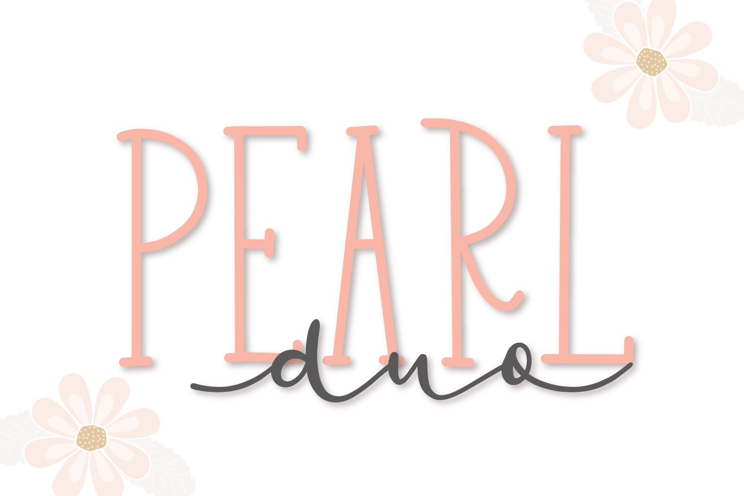 My Favorite Fonts - Crazy Good Deal! - 17 fonts! example image 3