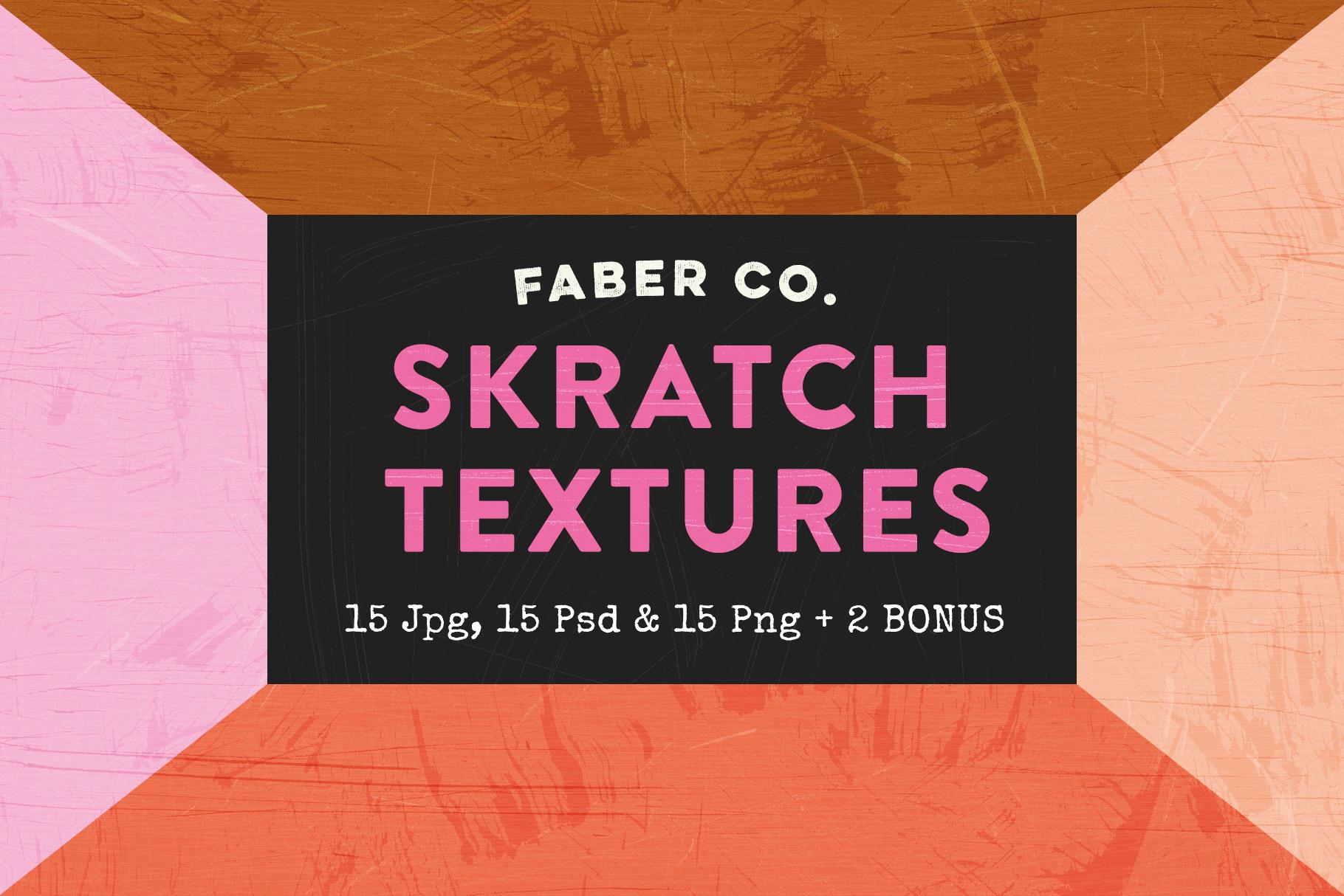 Scratch Textures example image 1