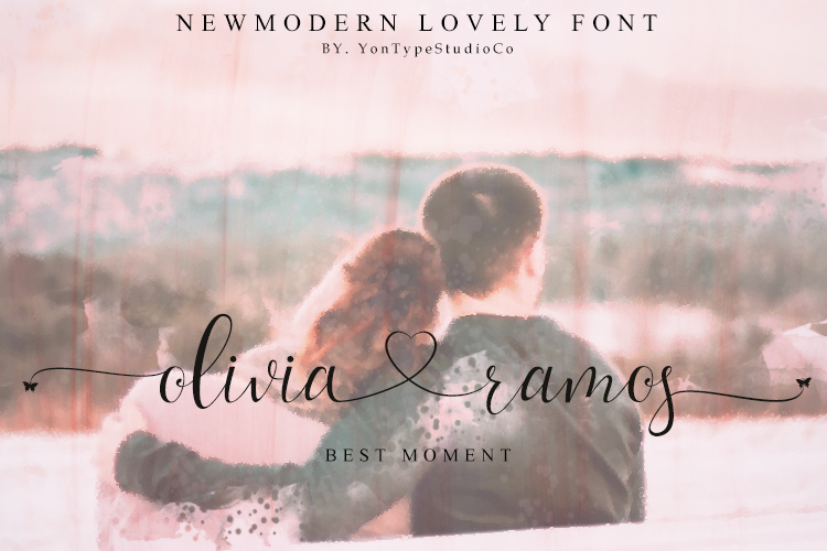 live love font example image 2