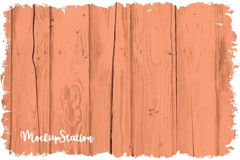 Sublimation Wood Background PNG Bundle, Painted Barn Wood example image 6