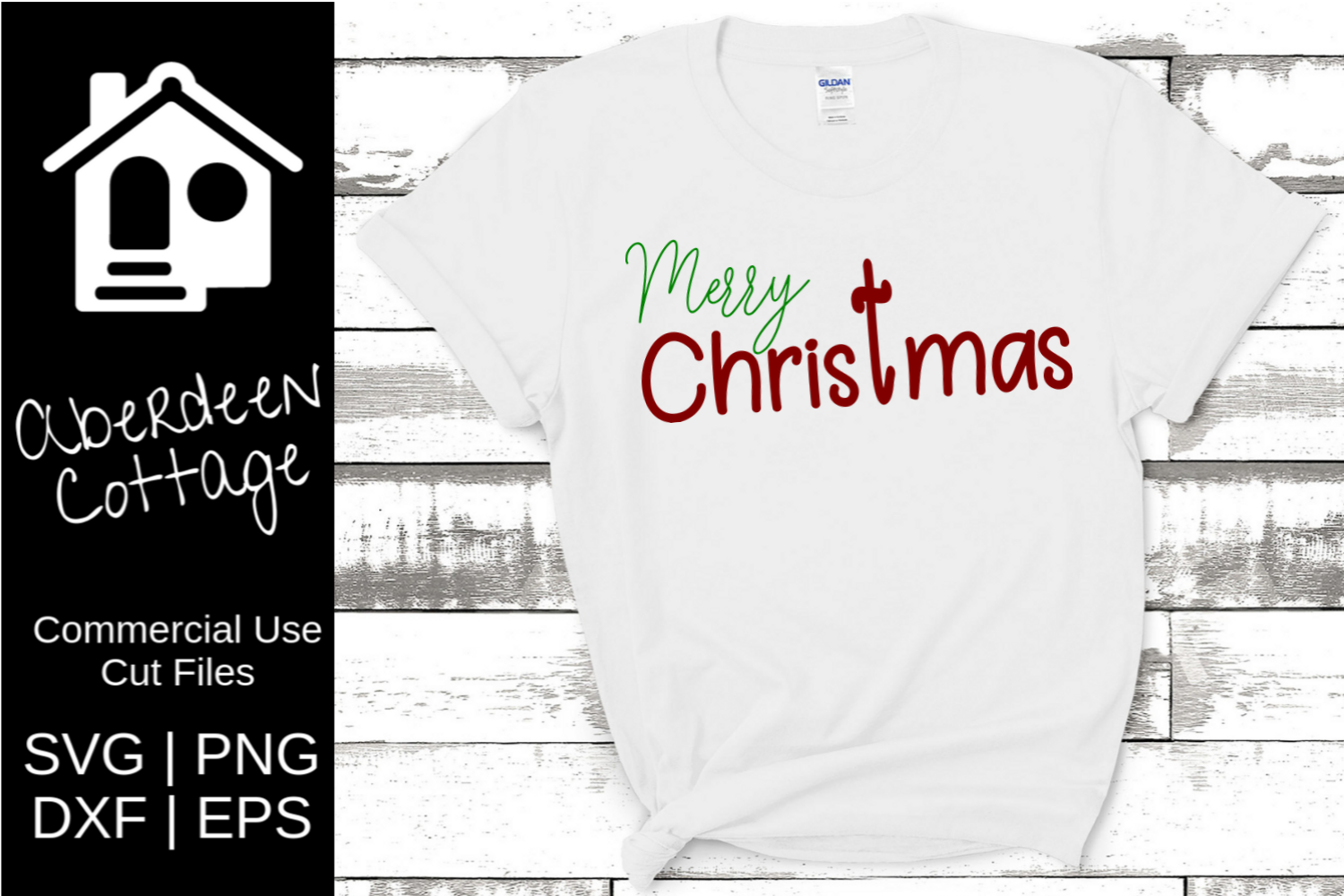 Merry Christmas 3 SVG example image 1