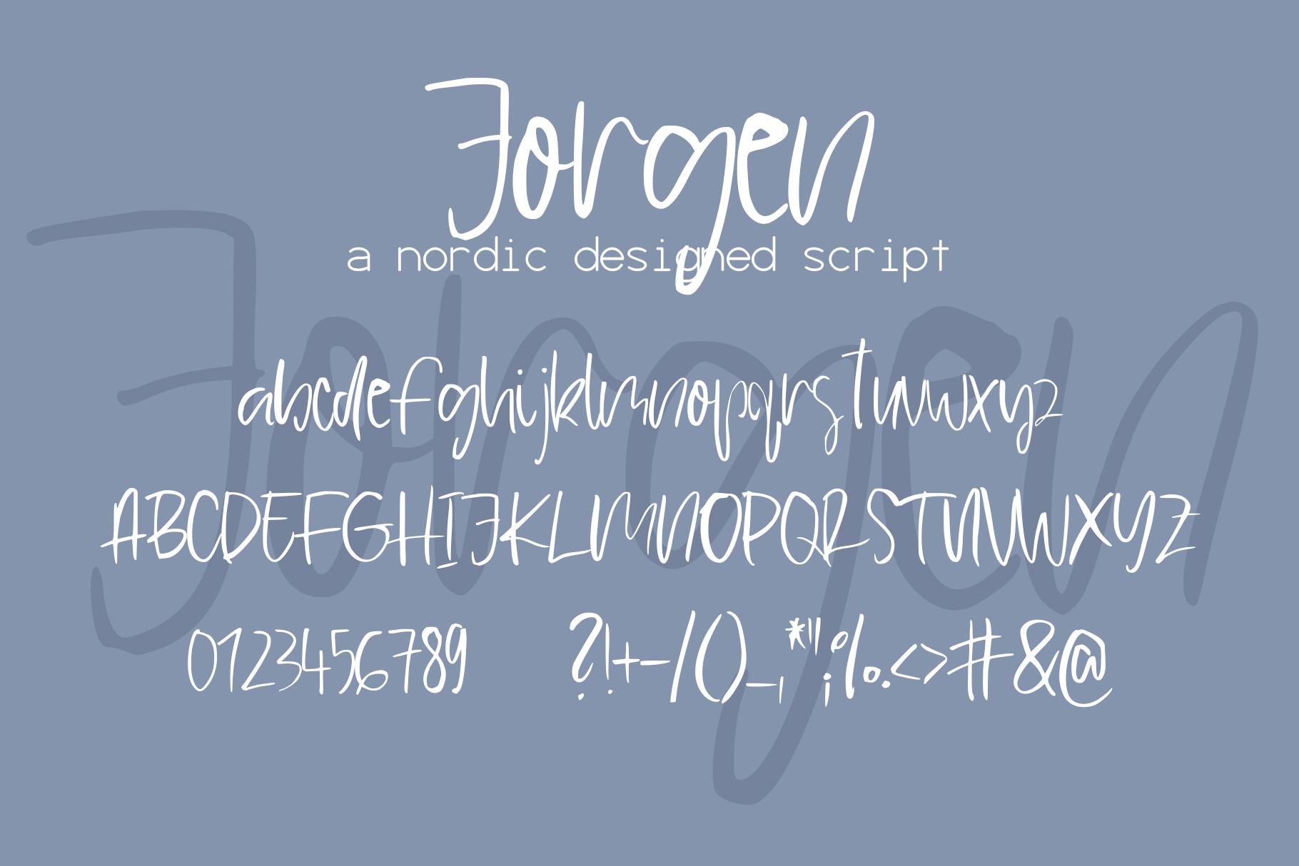Jorgen Font example image 8