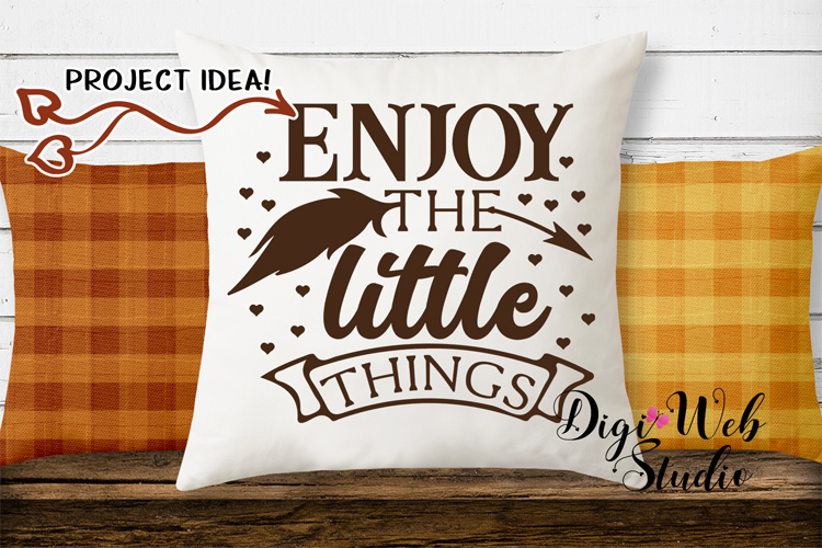 Mockup Bundle - Fall Country Wood Signs, Pillow & Coffee Cup example image 15