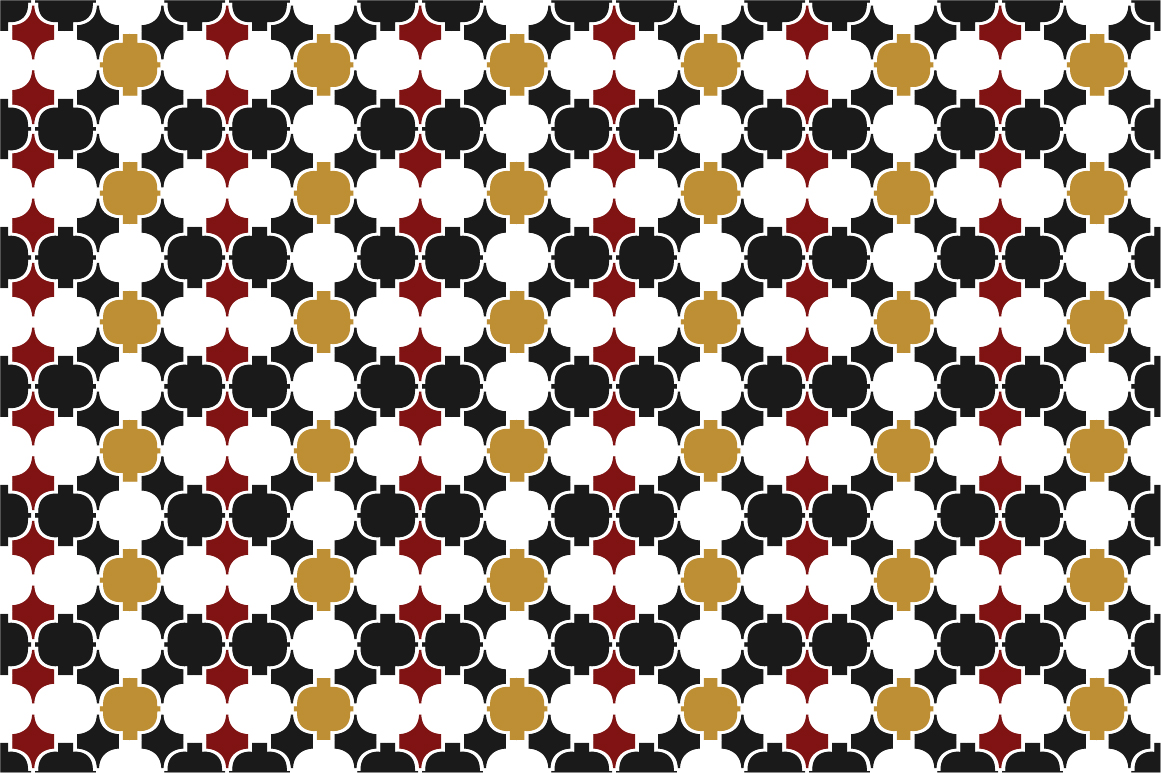 Retro ornamental patterns. example image 5
