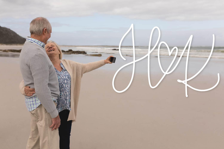Couple Monoline Monogram Font - Perfect For Weddings! example image 3