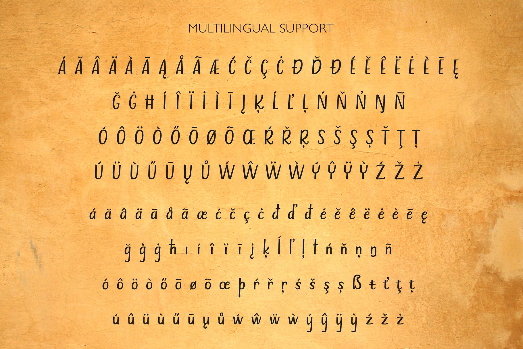 Indigo Love a Sans Serif Font example image 9