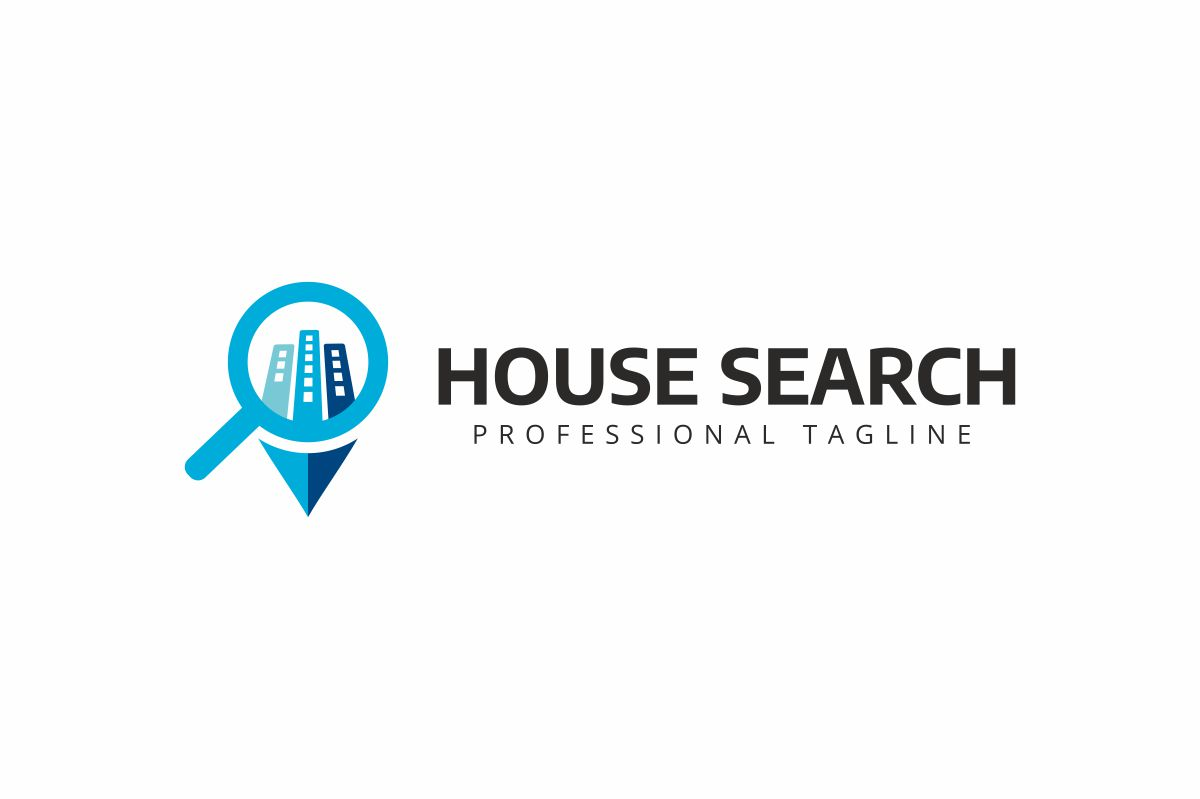 House Search Logo example image 3