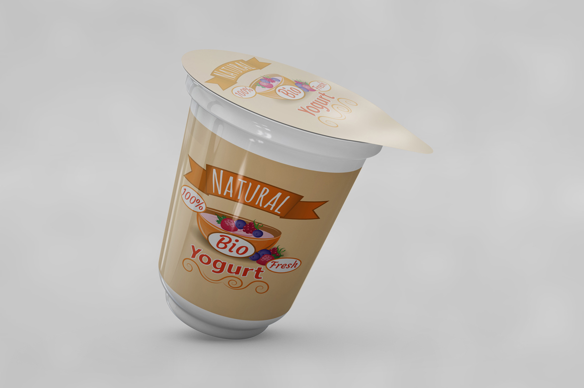 Yogurt Mockup example image 11