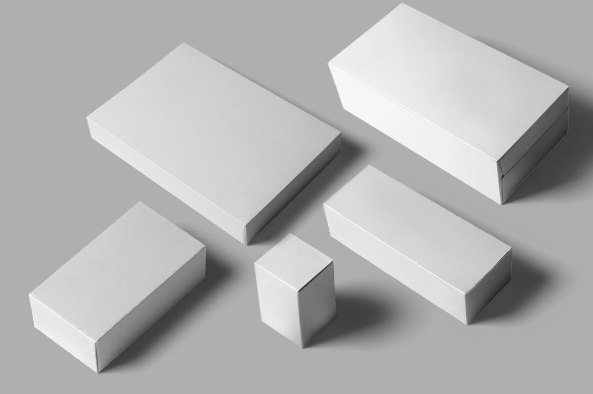 Box / Packaging Mockups example image 2