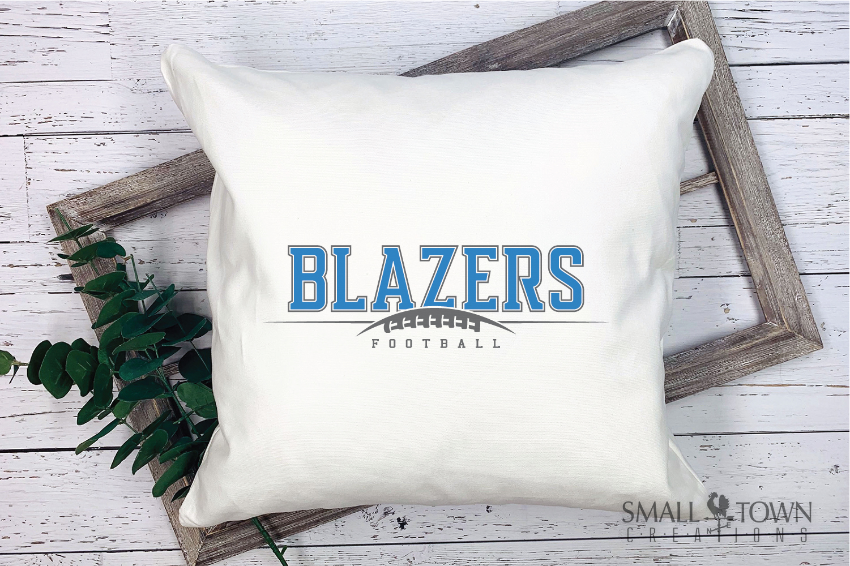 Blazer, Blazers Football, Sports, Design, PRINT, CUT, DESIGN example image 3